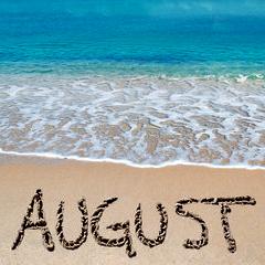 August-beach