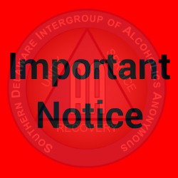 Important Notice SDI
